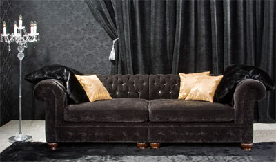 Image of couch after Upholstery cleaning Canberra